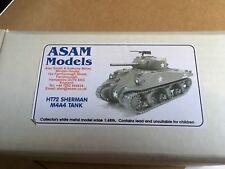 ASAM SHERMAN M4A4 HT172 EN WHITE METAL 1/48