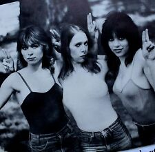 """GIRL SCOUTS I DON'T WANT TO BE A ZOMBIE 1982 ORIG. 7"""" VINYL POST PUNK POWER POP"""