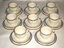LENOX LIBERTY PRESIDENTIAL COLLECTION 24 PIECE-8 CUP & SAUCER 8 BREAD & BUTTER
