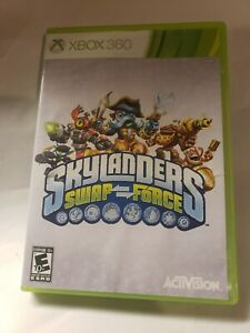 ACTIVISION  SKYLANDERS XBOX 360 SWAP FORCE GAME, NEW