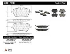 StopTech Disc Brake Pad Set Front Centric for Mini Cooper/ 309.12040