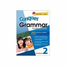 Conquer Grammar for Primary 2