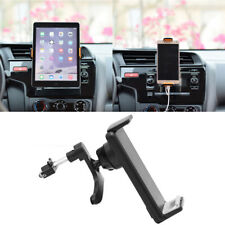 360˚ Rotating Car Air Vent Mount Holder Stand For Smart Phone Tablet 4-11 Inch