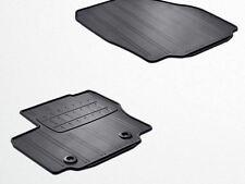 Genuine Ford Focus (10/2014>) Rear Rubber Car Floor Mats (1717662)
