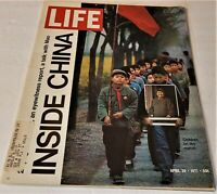 April 30, 1971 LIFE Magazine Great Wall Avon 1970s ads ad + FREE SHIP Apr 4