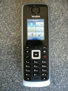Yealink W52P Cordless Handset for W52P With Batteries and charger