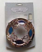 YANKEE CANDLE SEASIDE SILHOUETTE FISH ILLUMA-LID JAR CANDLE TOPPER