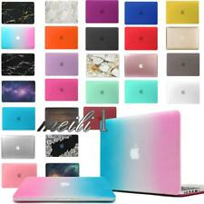"""Rubberized Hard Shell Case Cover For Apple MacBook Pro 13"""" 15"""" retina display"""