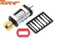 Roco H0 85060 Motor mit Schwungmasse + Zubehör + Anleitung - NEU + OVP