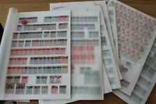INDIA early Stamp Collection from QV Service onwards on well filled stockpages
