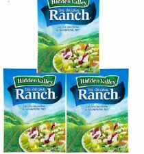 Hidden Valley Ranch Original Salad Dressing Mix 3 Packets