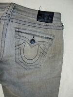 True Religion Damen Girls Jeans Hose ripped W 29 L ca. 32 CUT 603425 Made in USA