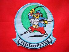 PETE Walt Disney Cartoon Character PEG-LEG PETE'S Novelty Patch