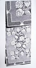 537 Vintage Filet FLORAL CLOTH Pattern to Crochet (Reproduction)