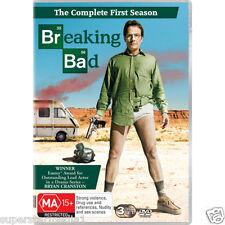Breaking Bad Season 1 : NEW DVD
