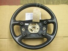 AUDI A2 A3 A6 ALLROAD A8 BLACK LEATHER STEERING WHEEL 8Z0419091E 8Z0419091BF