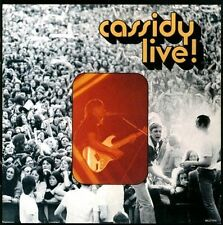 Cassidy Live! by David Cassidy (CD, 2012, Real Gone) NEW