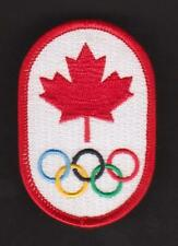 2016 OLYAMPICS RIO BRAZIL TEAM CANADA PATCH