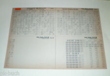 Microfich Spare Parts Catalog Toyota Liteace Stand 03/1990