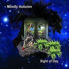 MOSTLY AUTUMN - SIGHT OF DAY   CD NEU