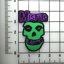 "Misfits Neon 4"" Tall Color Vinyl Decal Sticker - BOGO"