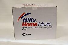 Hills Home Music H50DW 5 inch Indoor/Outdoor Speakers