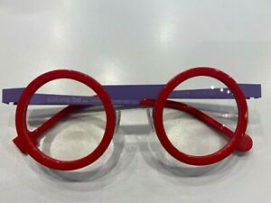 """NEW Sabine Be """"be gipsy"""" Eyeglasses Frame Color 24 Size 43-26 Rare purple / red"""