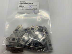 """5/16"""" Thread,  Floating Nutplate, Self Locking P/N NAS1792C5-1.  16-pack.  (M4)"""