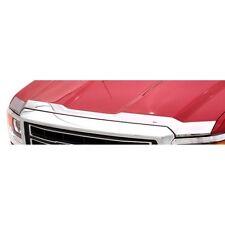 Bug Deflector-Aeroskin Chrome Hood Protector fits 10-17 Chevrolet Camaro