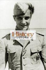 Afrikakorps: Oberleutnant Hans-Joachim Marseille - R02636