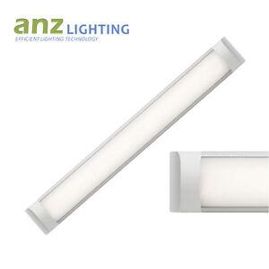 20W & 40W LED Slimline Low Profile Batten Fitting
