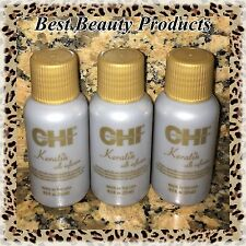 3 CHI Keratin Silk Infusion Reconstructing Complex 15 mL (each) **Travel Size**