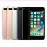 "Apple iPhone 7 PLUS 5.5"" 32GB/128GB Unlocked Verizon at&t / Black Gold Silver"