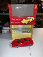 ENZO FERRARI RED Maisto Assembly Line Series 1:24 Scale Die Cast Metal Kit 39964