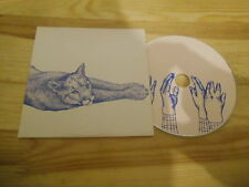 CD Indie Koen Holtkamp - Field Rituals (8 Song) Promo TYPE REC cb