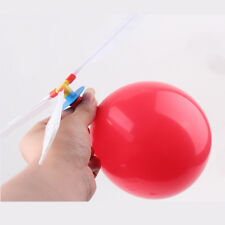 12 lifted up balloon helicopter flying toy kids party bag fillers birthday favor