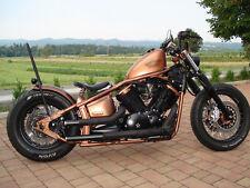 180 mm x 1,5 mm Stahl Motorradfender Fender rund für VT VN XS VS Bobber Chopper