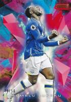 2016-17 Topps Stadium Club Premier League 'Golazo' Red Parallel Numbered to /50