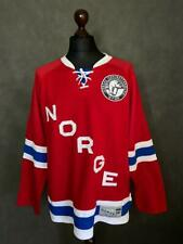 Norway Ice Hockey Home Jersey Shirt NIHF Size M