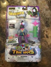 """Grossery Gang Series 5 Time Wars """"Gooey Chewie"""" Powered Up Action Figure"""