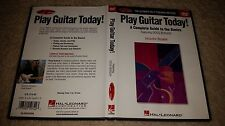 PLAY GUITAR TODAY PRO LINE GUIDE TO THE BASICS DOUG BODUCH DVD MINT CONDITION!