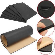 6Pcs Car Sound Proof Heat Shield Insulation Noise Deadening Acoustic Foam