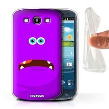 Étuis, housses et coques violets Samsung Galaxy S7 edge en silicone, caoutchouc, gel pour téléphone mobile et assistant personnel (PDA)