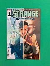 Doctor Strange Surgeon Supreme #1 Marvel 2019 Secret Hidden Scalpel Variant Noto