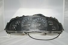 Speedometer Instrument Cluster 00 01 Ford Explorer 01 Mountaineer 142,652 Miles