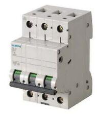 Siemens - Circuit Breaker 400V, 6kA, 3 Pole, C, 20A (Box of 4)