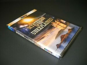 Questar Mysteries of the Unexplained DVD (2017) - 3 Programs, 3 Hours - UFOs Etc