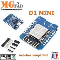Module D1 MINI WIFI IOT ESP-12 CH340G   Arduino ESP8266 CH340 wemos NodeMcu lua