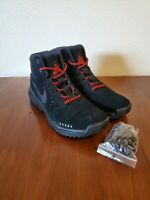 Mens Nike ACG Angels Rest Black Suede Hiking Boot Size 9.5 NEW
