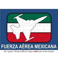 MEXICAN AirForce Emblem MEXICO Fuerza Aérea Mexicana 100mm Vinyl Sticker-Decal